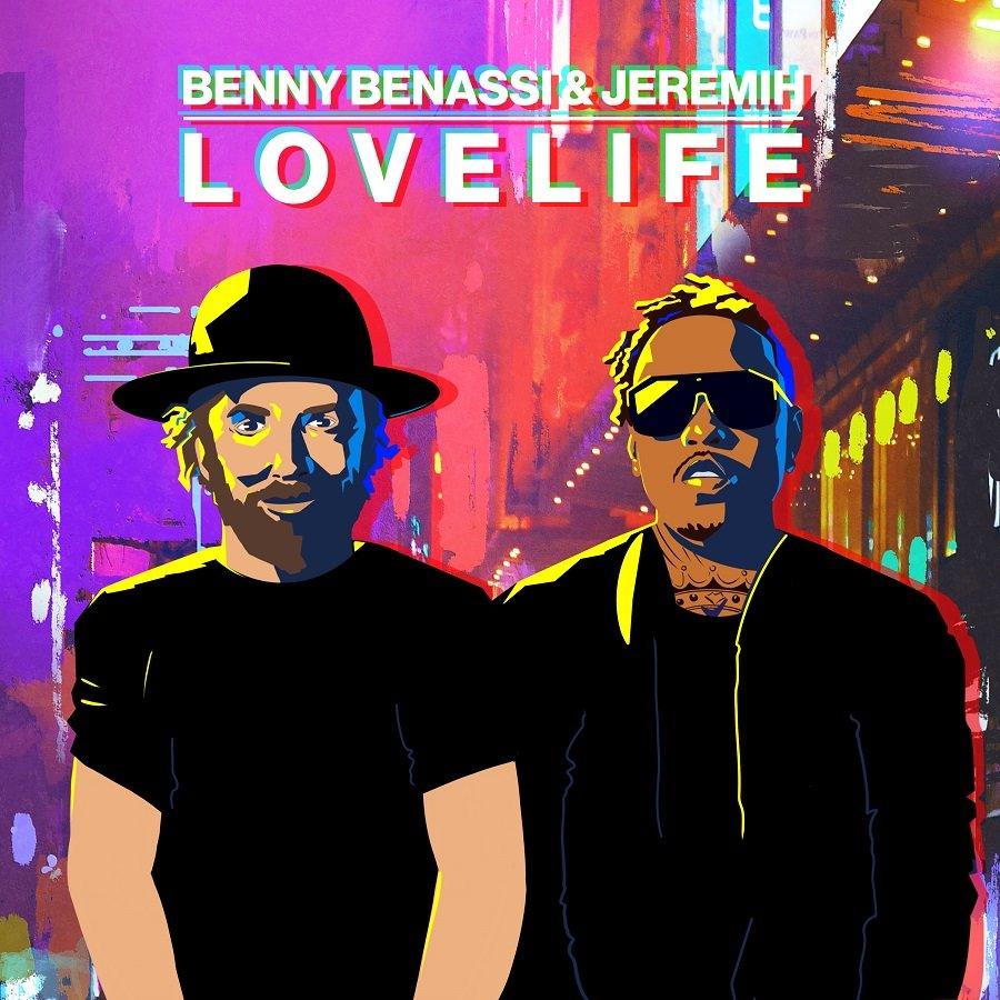 Benny Benassi Jeremih Lovelife