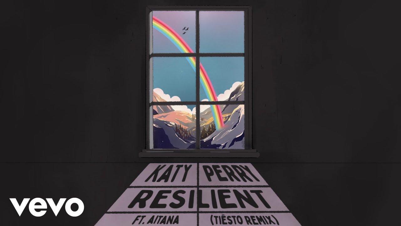 Katy Perry Tiesto Aitana Resilient Tiesto