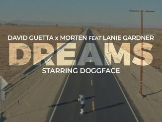 David Guetta MORTEN Dreams 1