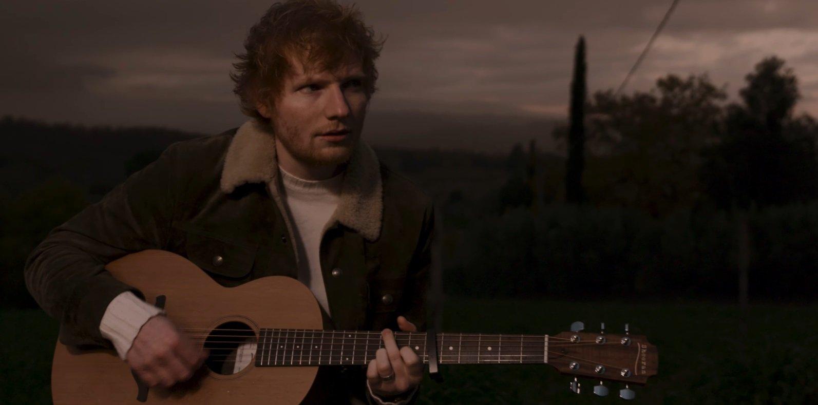 Ed Sheeran Afterglow 1