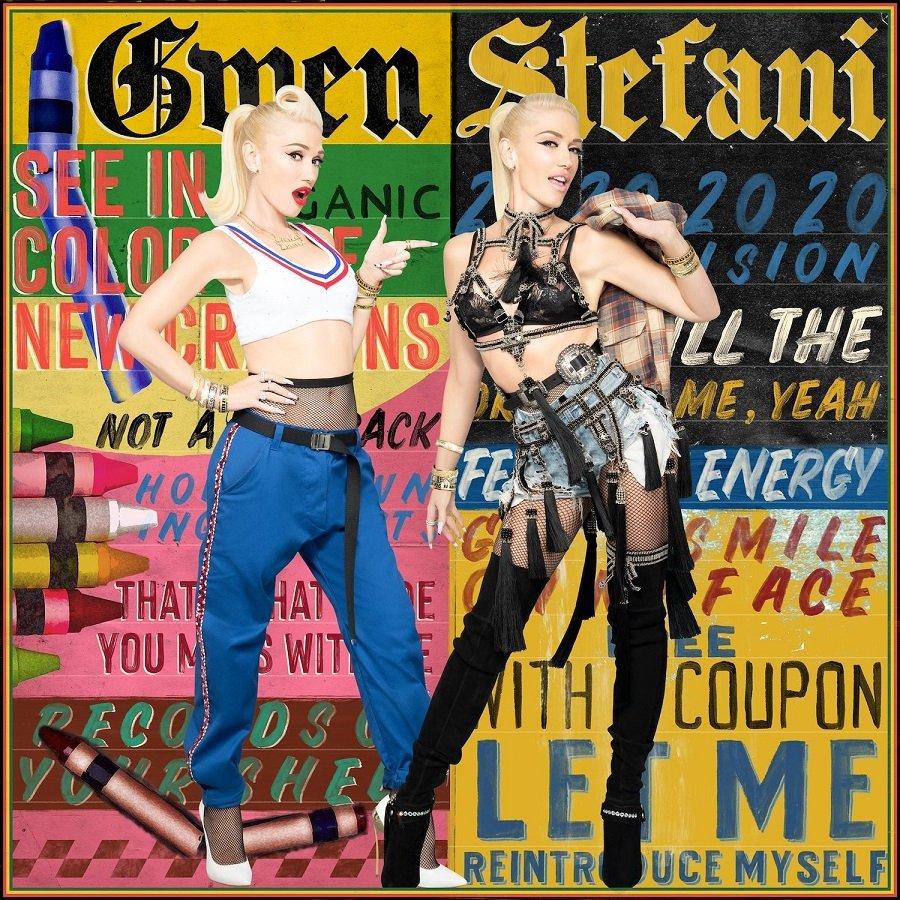 Gwen Stefani Let Me Reintroduce Myself