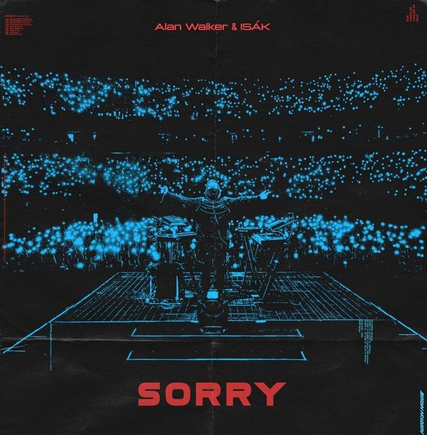 Alan Walker ISAK Sorry 1