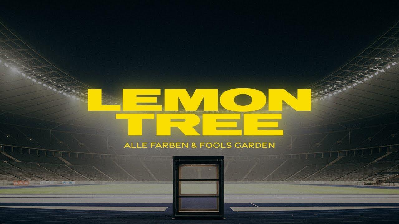 Alle Farben Fools Garden Lemon Tree