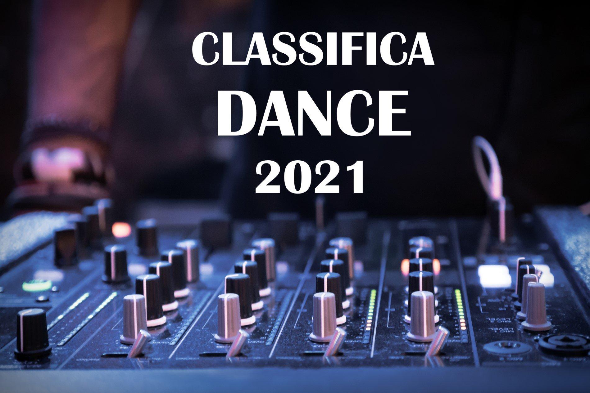 CLASSIFICA DANCE 2021
