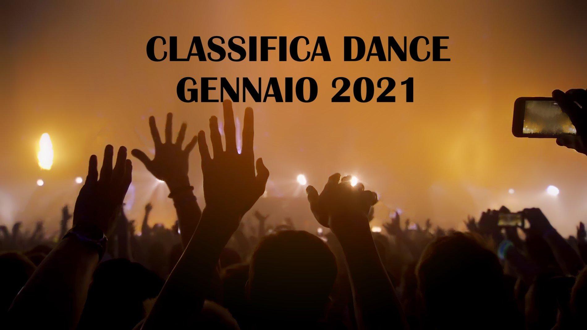 CLASSIFICA DANCE GENNAIO 2021