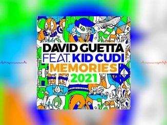 David Guetta Memories ft. Kid Cudi2021 remix