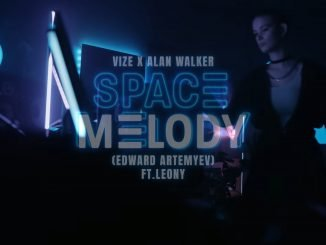 Vize x Alan Walker Space Melody Edward Artemyev
