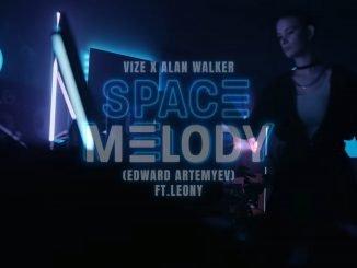 Vize x Alan Walker Space Melody Edward Artemyev