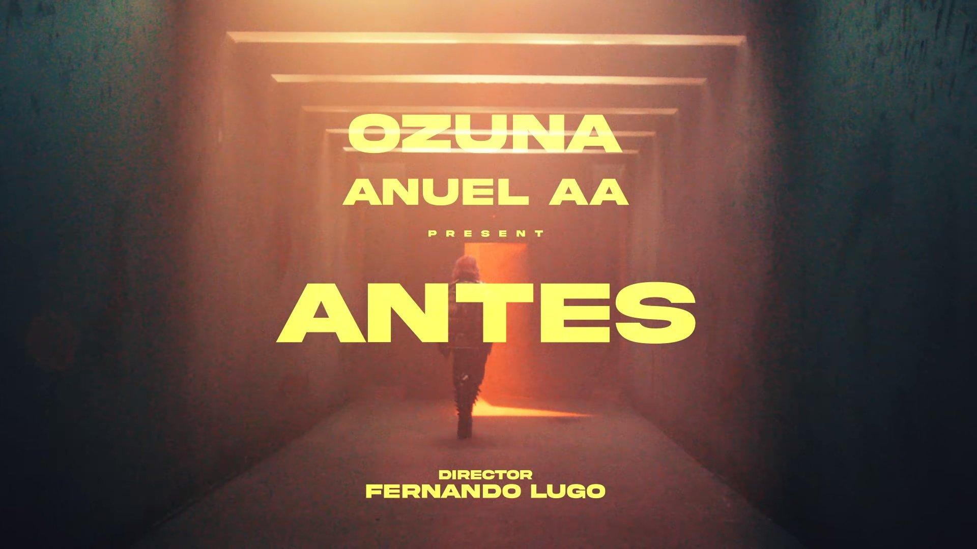 @Anuel AA Ozuna ANTES