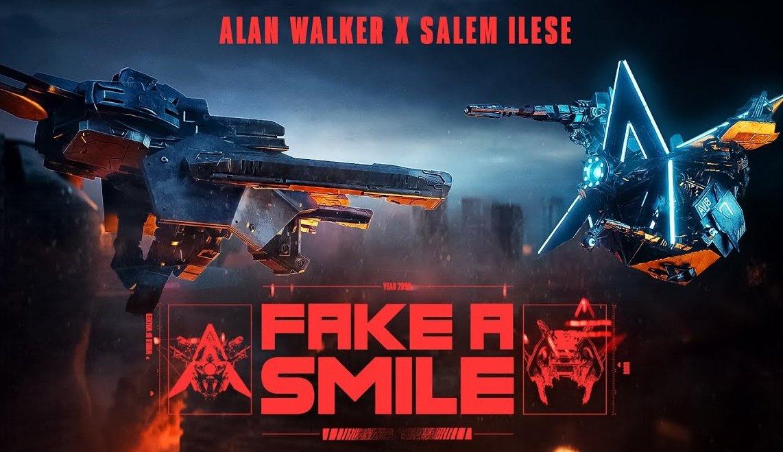 Alan Walker x salem ilese Fake A Smile
