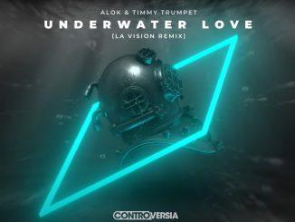 Alok Timmy Trumpet Underwater Love LA Vision Remix