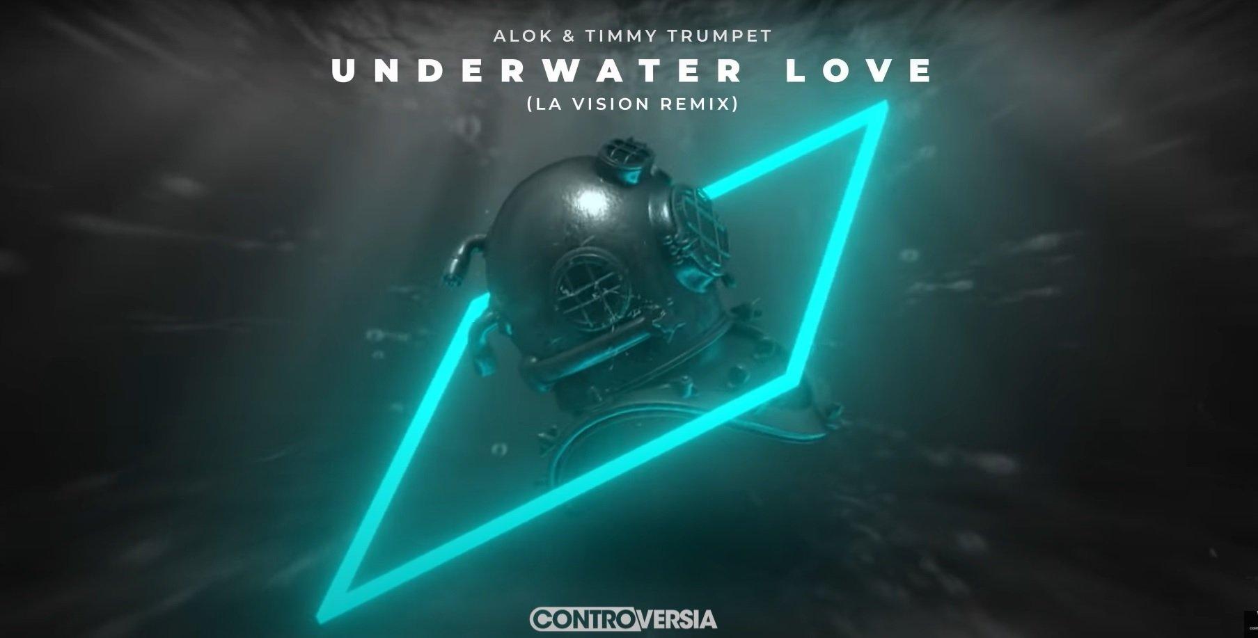 Alok Timmy Trumpet Underwater Love LA Vision