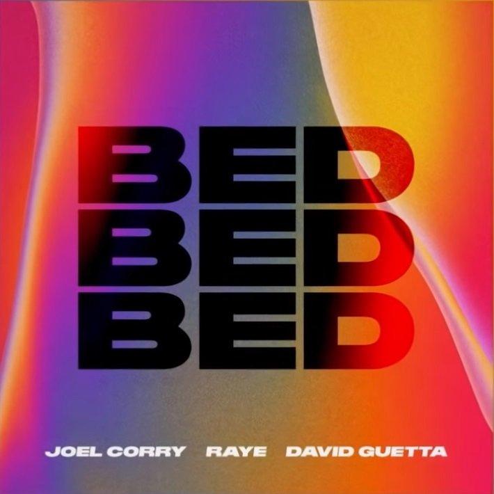 Joel Corry x RAYE x David Guetta BED