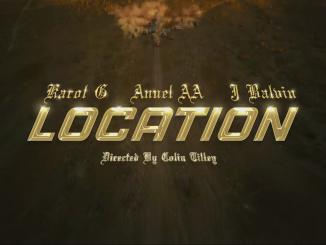 KAROL G Anuel AA J. Balvin LOCATION 1