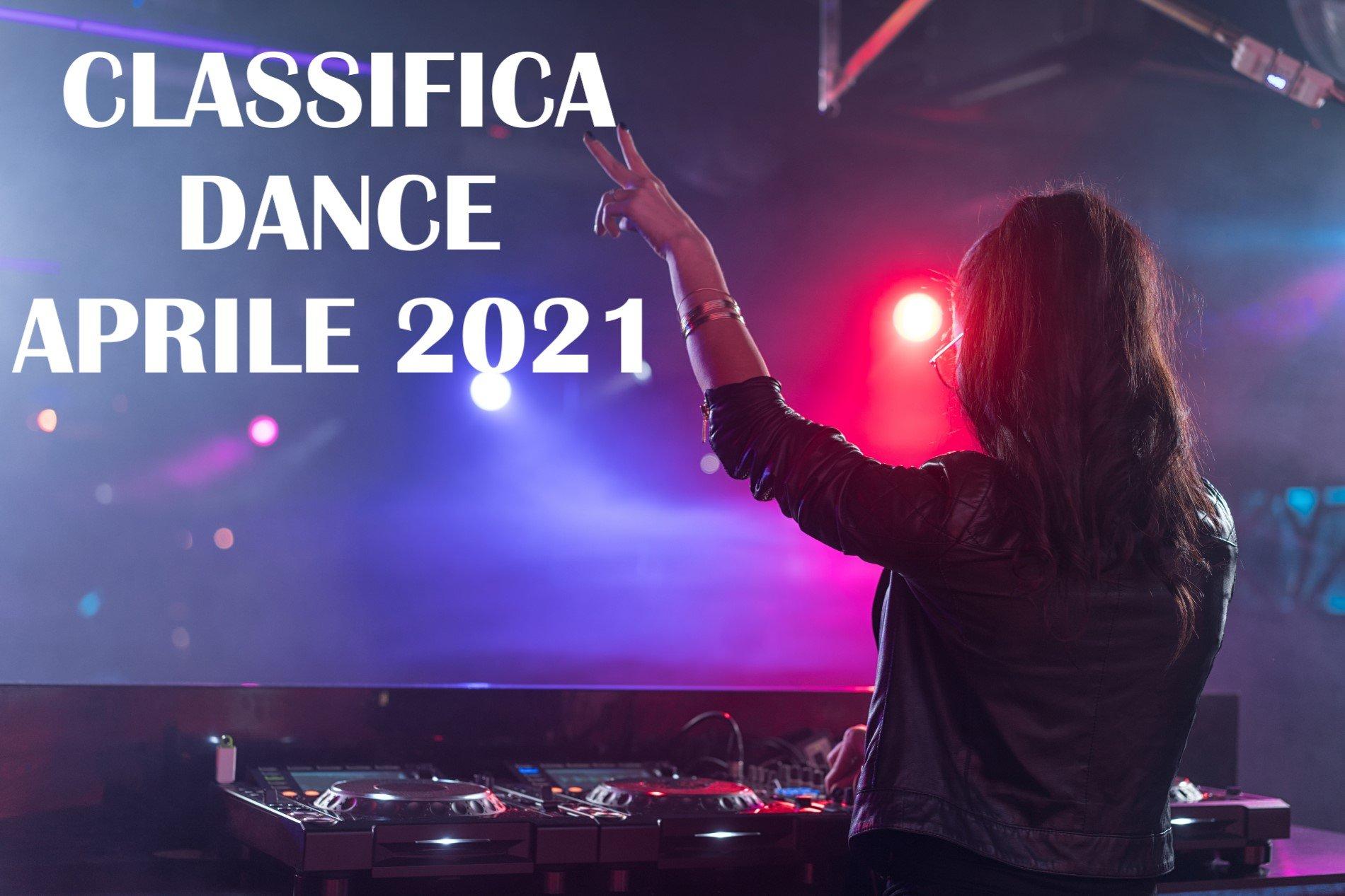 CLASSIFICA DANCE APRILE 2021