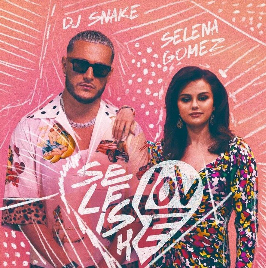 DJ Snake Selena Gomez Selfish Love 1