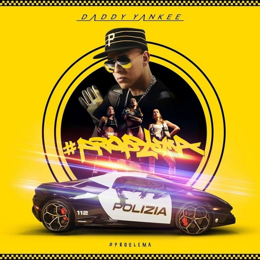 Daddy Yankee Problema 1