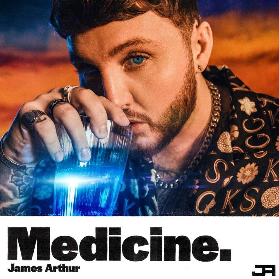 James Arthur Medicine 1