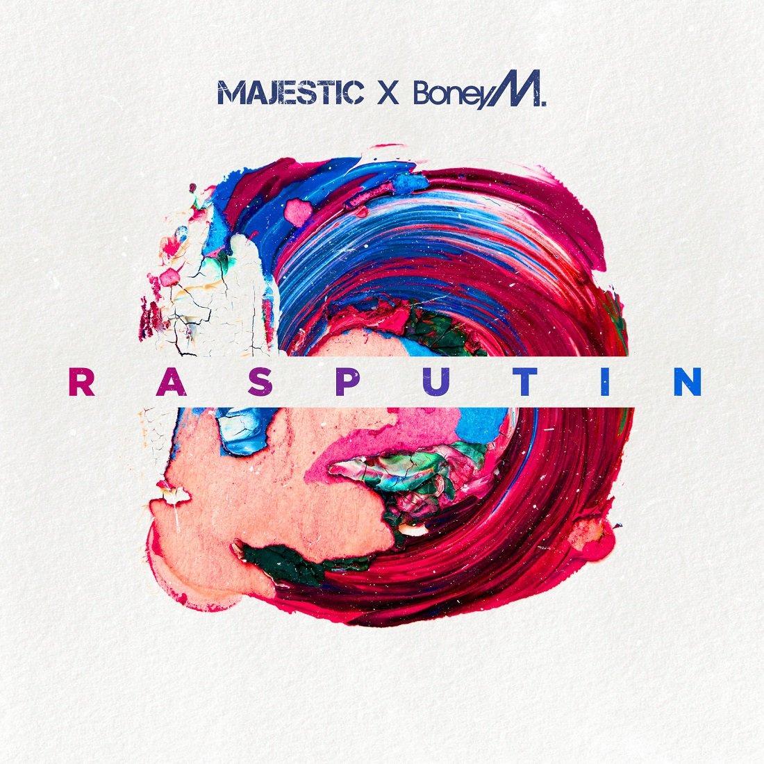 Majestic x Boney M Rasputin (2021 Remix)