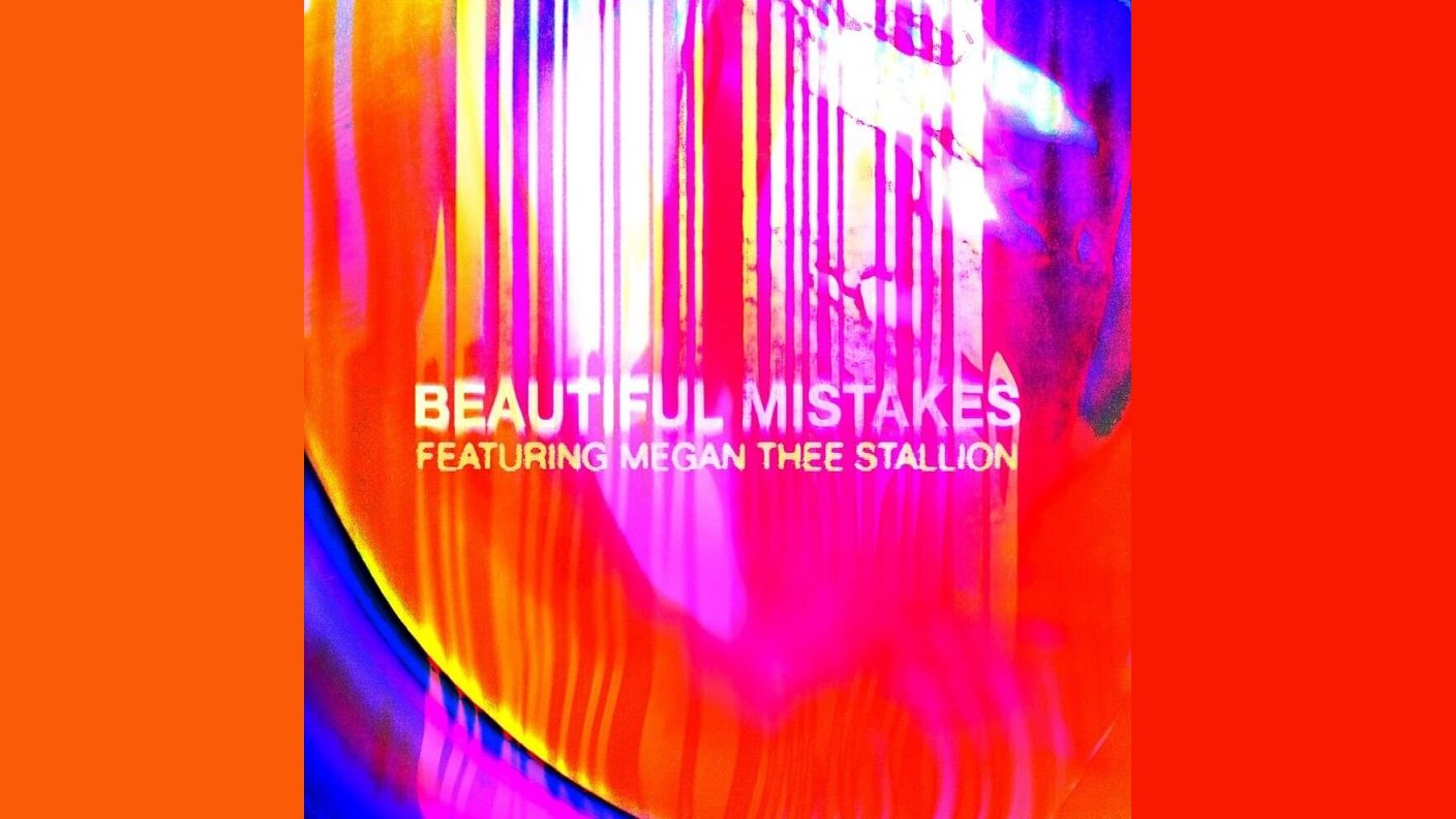 Maroon 5 Beautiful Mistakes