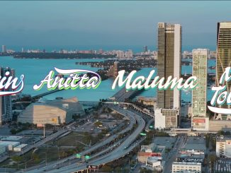 Wisin Myke Towers Maluma Mi Nina Remix