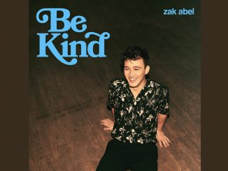 Zak Abel Be Kind