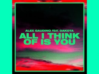 Alex Gaudino X Dakota All I Think Of Is You