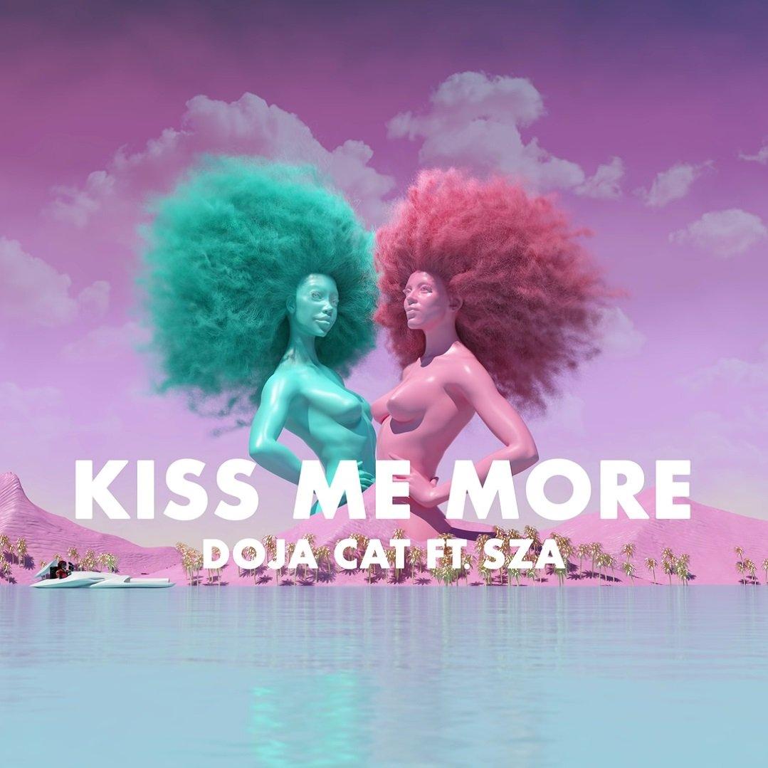 Doja Cat Kiss Me More (feat. SZA)