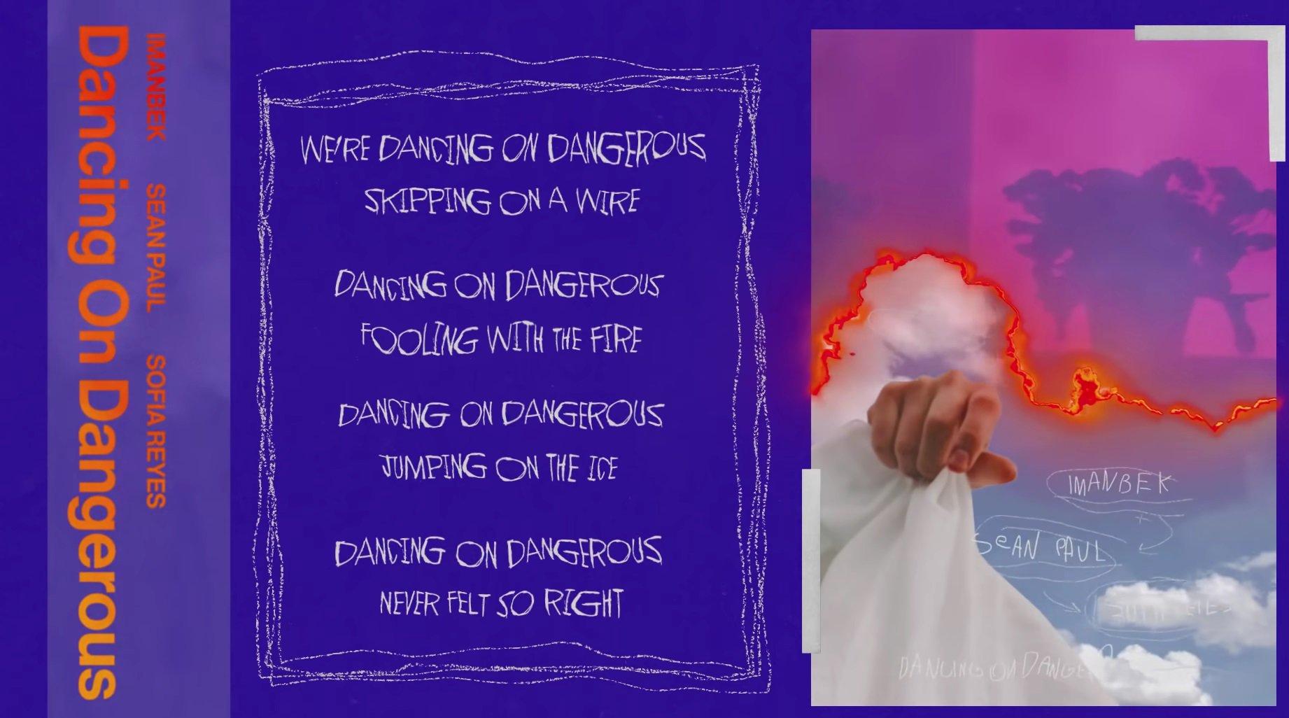 Imanbek Sean Paul Dancing On Dangerous Ft. Sofia Reyes