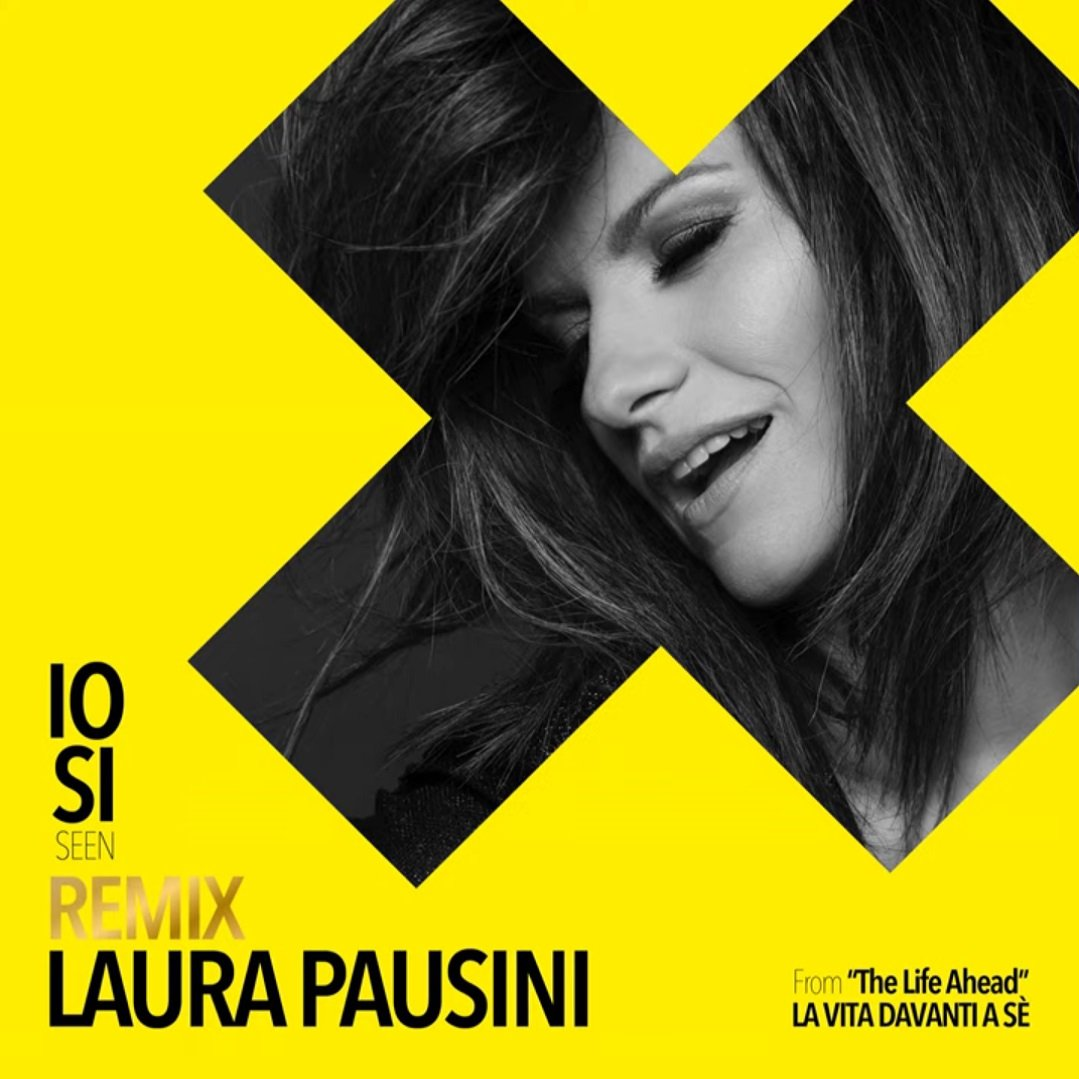 Laura Pausini IO SI (Seen) - Dave Audé Remix