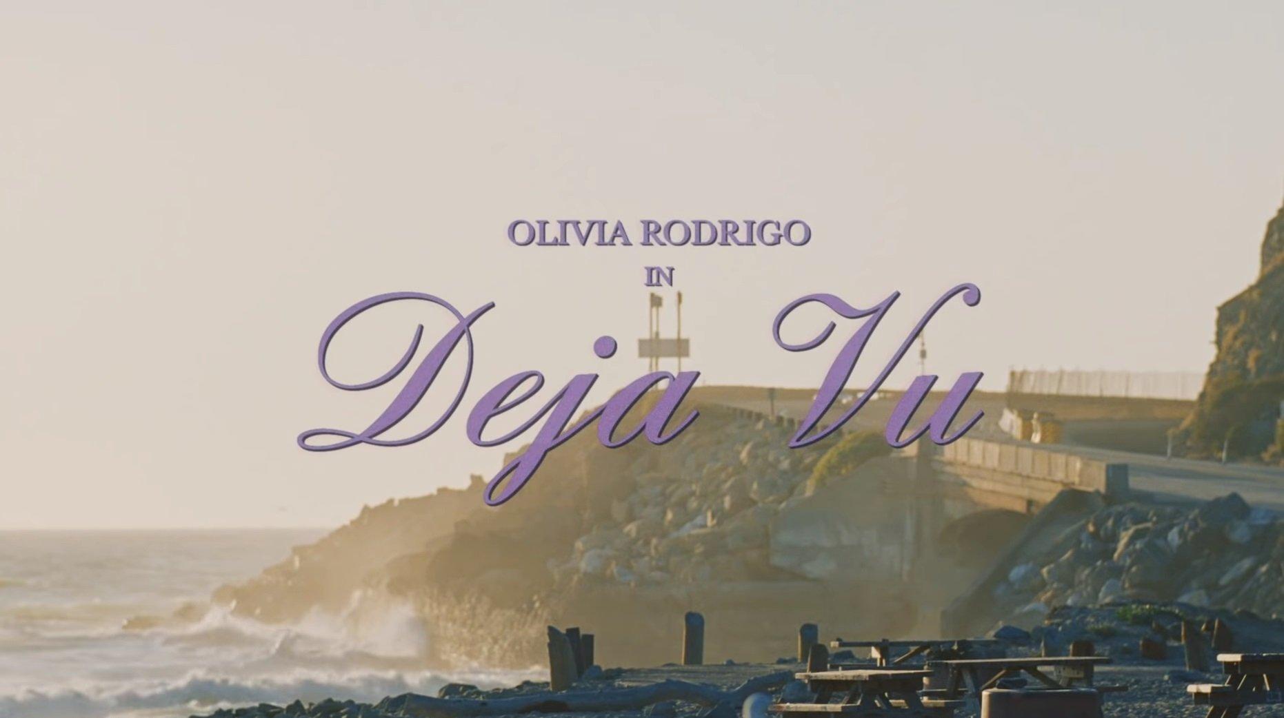 Olivia Rodrigo deja vu