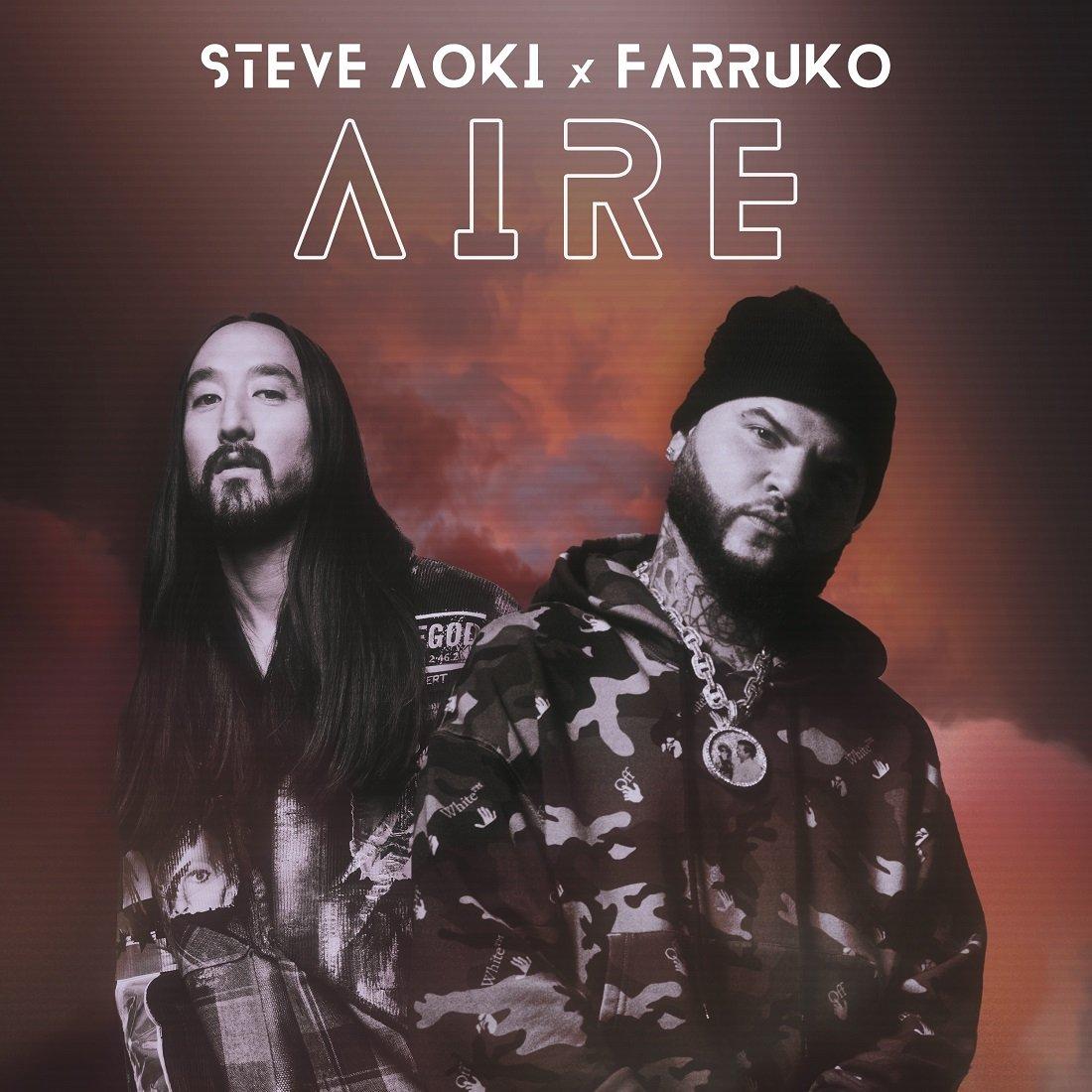 Steve Aoki x Farruko Aire