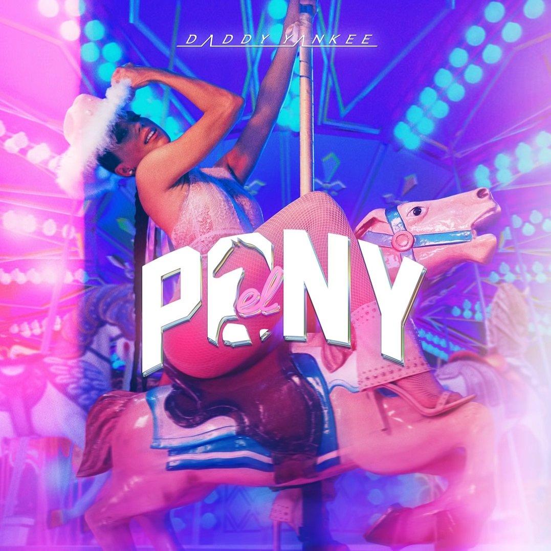 Daddy Yankee El Pony 1