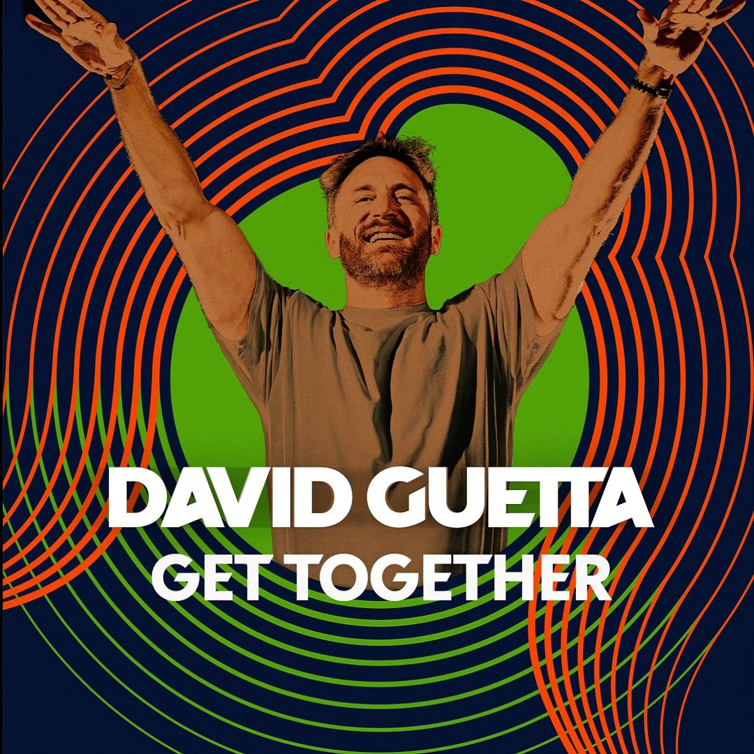 DAVID GUETTA Get Together