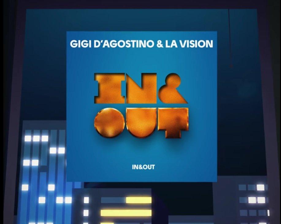 Gigi D'agostino LA VISION In & Out