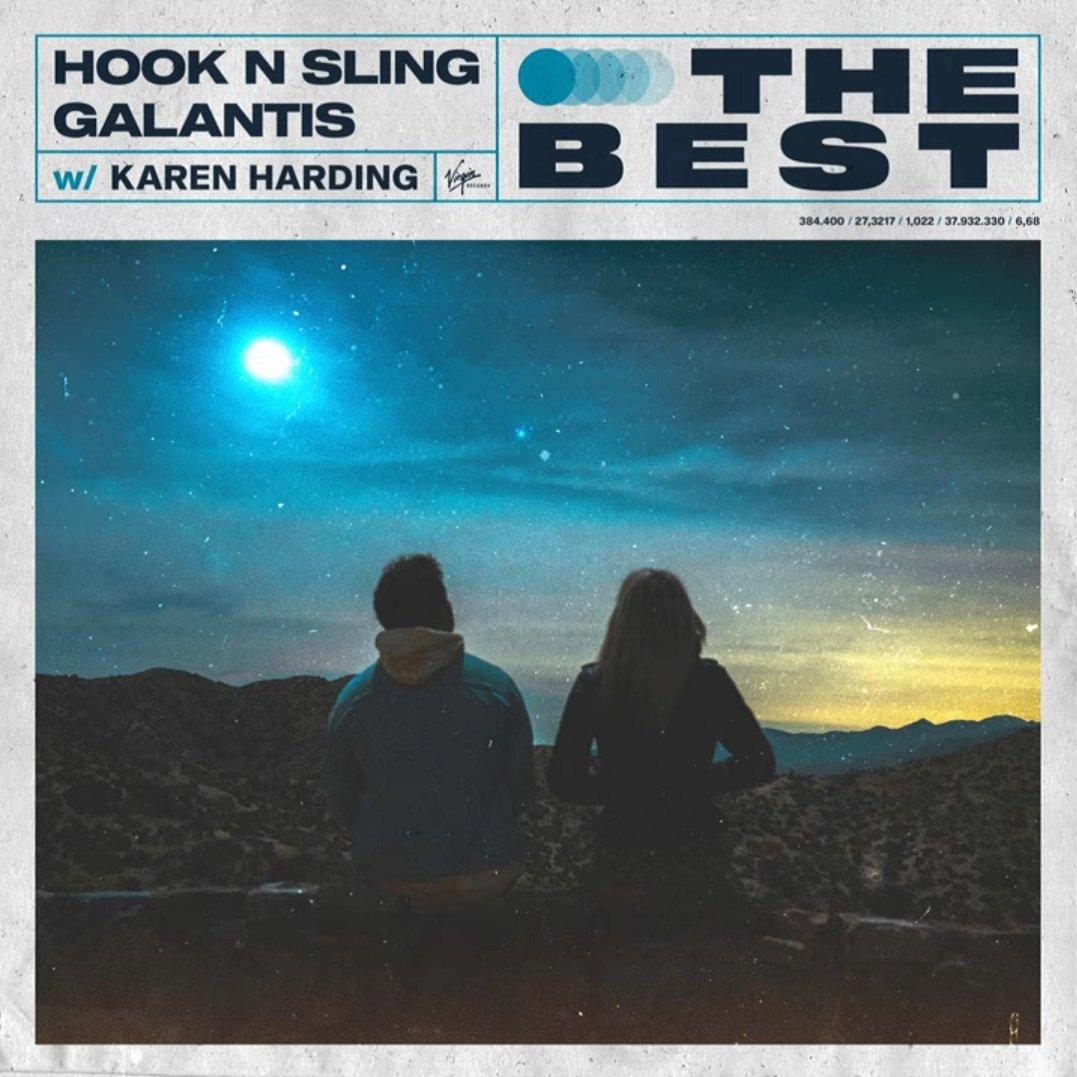 Hook N Sling x Galantis x Karen Harding THE BEST