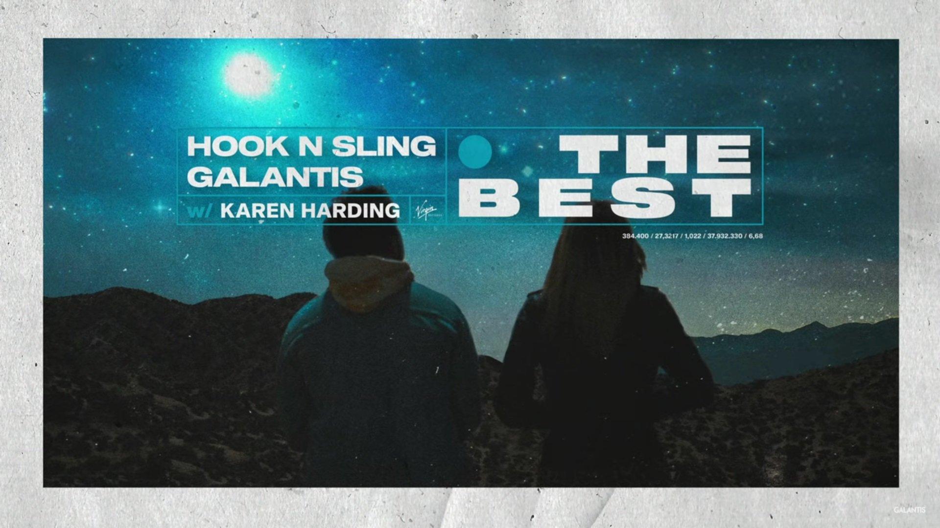 Hook N Sling Galantis Karen Harding The Best