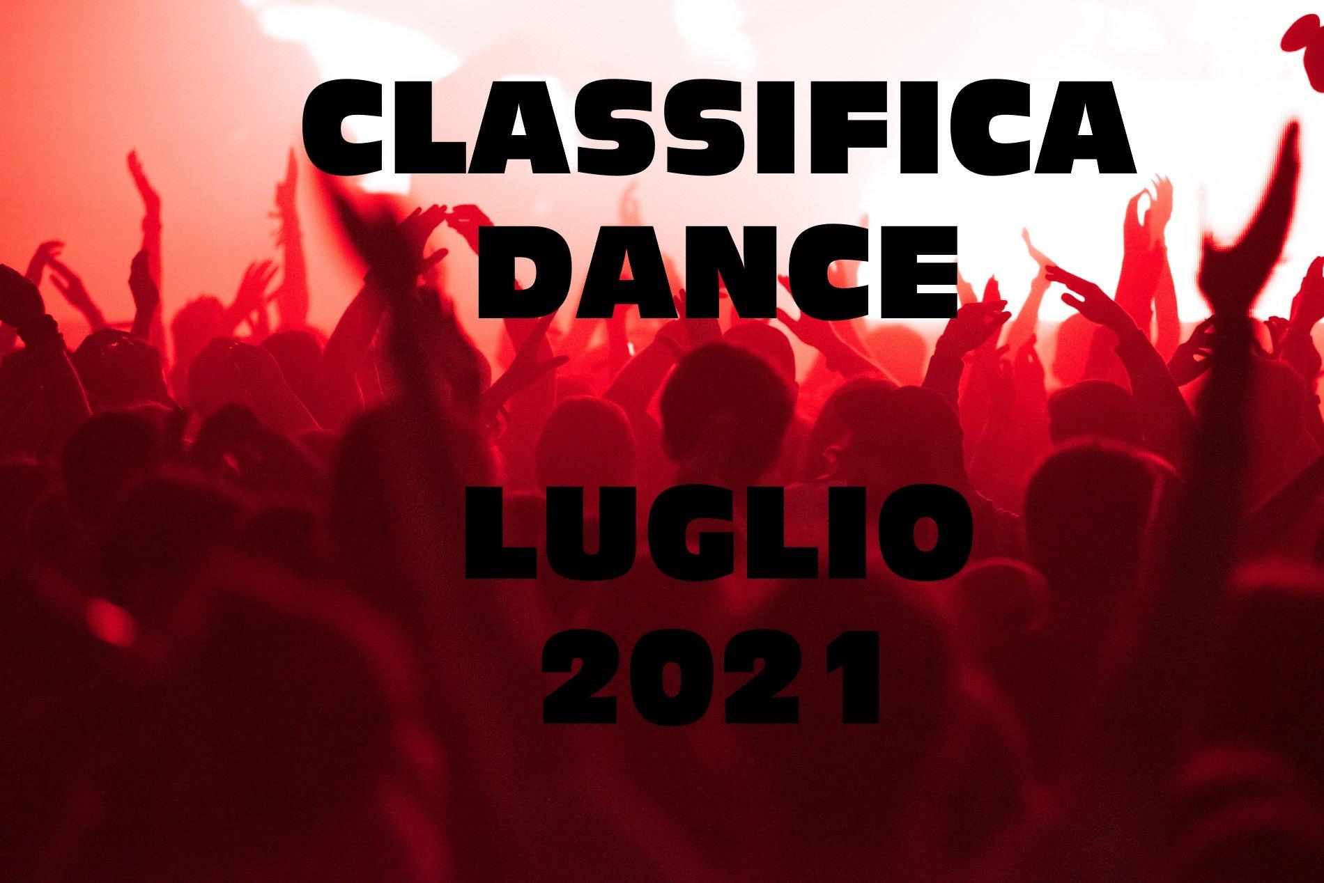 CLASSIFICA DANCE LUGLIO 2021