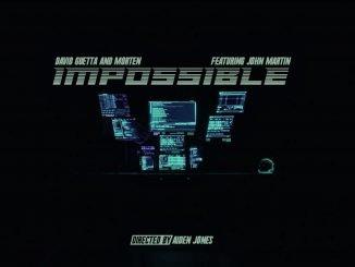 David Guetta MORTEN Impossible feat. John Martin 1