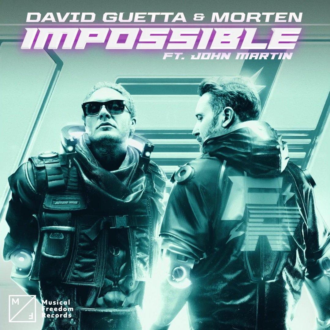David Guetta MORTEN Impossible