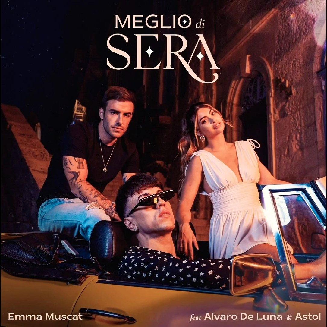 Emma Muscat MEGLIO DI SERA