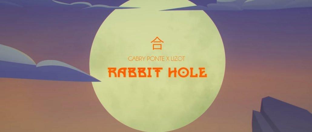 Gabry Ponte LIZOT Rabbit Hole 1