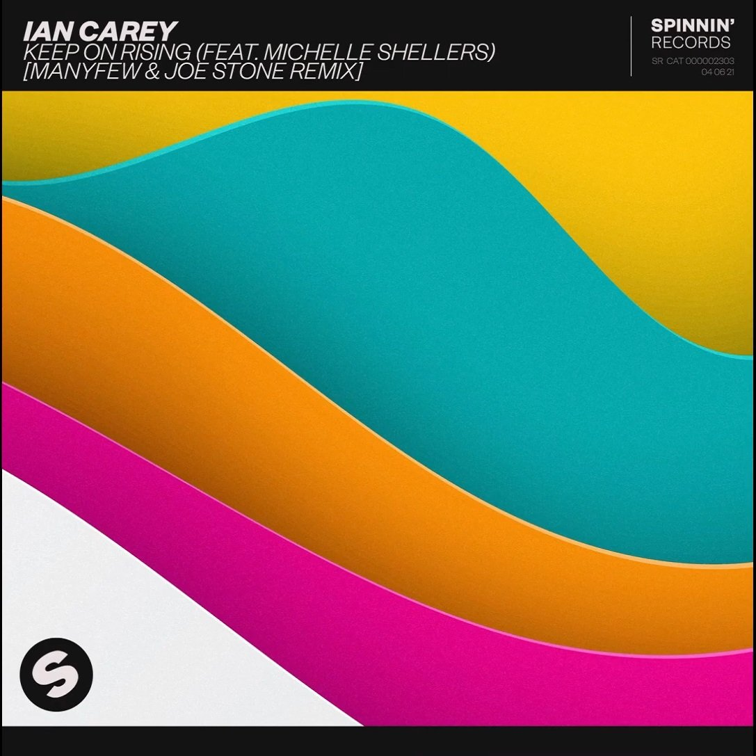 Ian Carey KEEP ON RISING