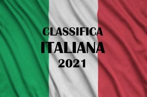 CLASSIFICA ITALIANA 2021