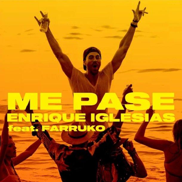 Enrique Iglesias ME PASE ft. Farruko 1