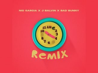 Nio Garcia x J Balvin x Bad Bunny AM Remix