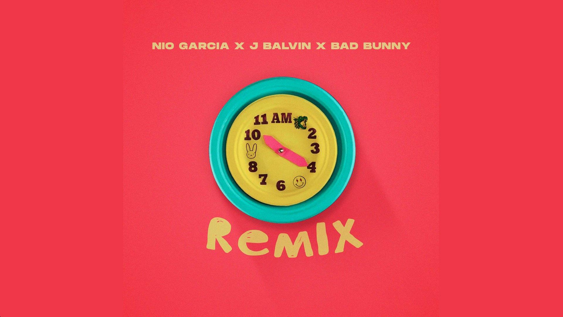 Nio Garcia x J Balvin x Bad Bunny AM