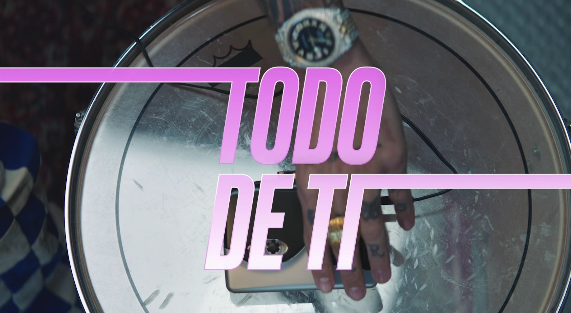 Rauw Alejandro Todo de Ti