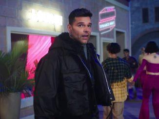Ricky Martin Paloma Mami Que Rico Fuera