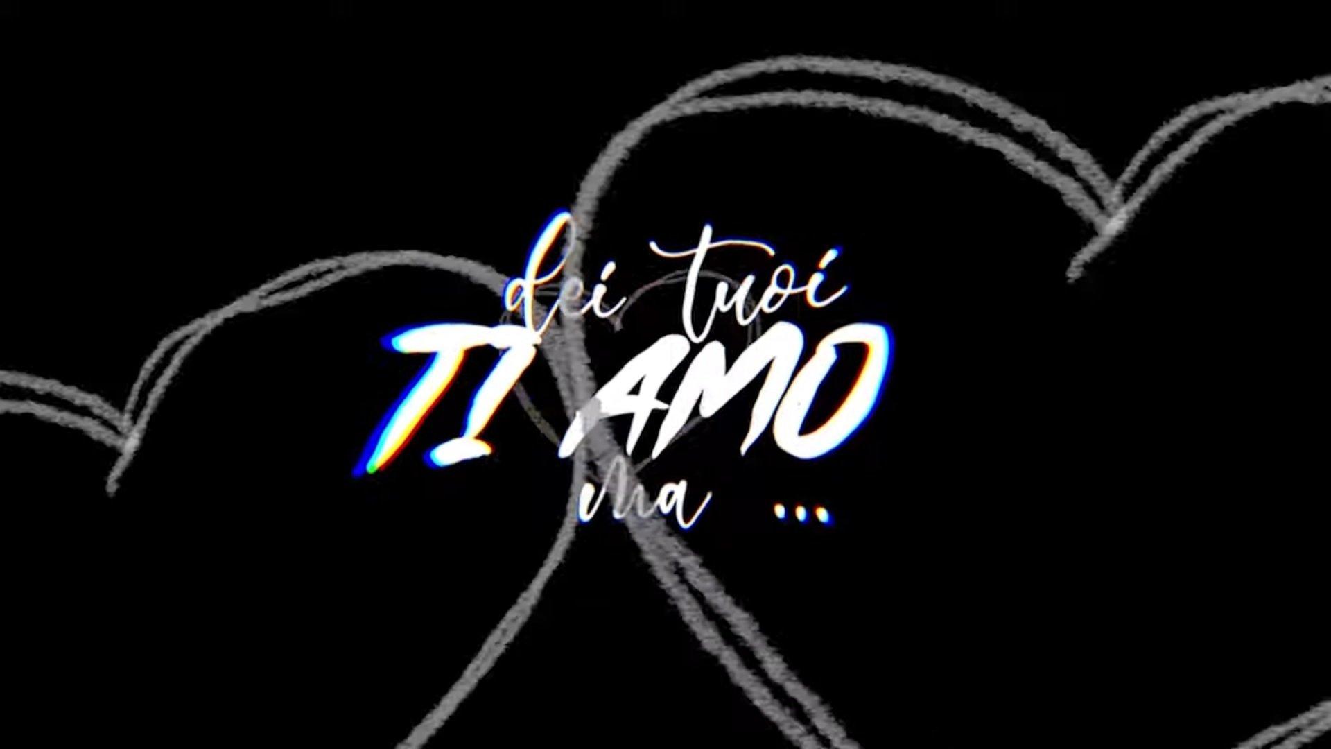 Tecla feat. Alfa Ti amo ma